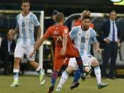 Bóng đá - Chi tiết Argentina - Chile: Messi trượt 11m (CK Copa America)
