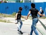 An ninh Xã hội - Một công an xã bị 6 người chém gục giữa đường