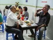 """Ẩm thực - """"Bún chả Obama"""" bất ngờ xâm nhập ẩm thực Sài Gòn"""