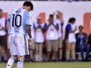 Góc chiến thuật Argentina - Chile: Nỗi khổ của siêu sao