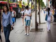 Công nghệ thông tin - Hàn Quốc ra mắt biển cảnh báo người nghiện điện thoại