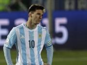 Bóng đá - Messi chia tay Argentina: 10 năm của buồn tủi