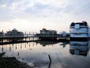 Tin tức trong ngày - Vì sao bến thủy Hồ Tây chưa thể di dời?