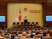 Tin tức trong ngày - Thường vụ Quốc hội họp bất thường vì sai sót Bộ luật Hình sự