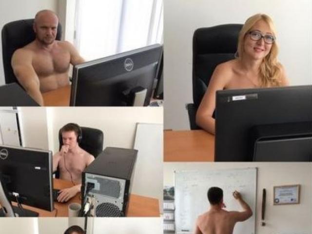 Khỏa thân làm việc ở công sở theo lời tổng thống Belarus