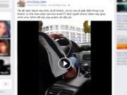 """Vụ tài xế Uber và hành khách cãi nhau:  """" Chúng tôi rất tiếc """""""