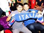 Bóng đá - Fan Việt yêu ĐT Ý hét khản giọng, bật khóc vì thắng TBN