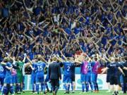 Bóng đá - Video hot EURO 28/6: Iceland ăn mừng ấn tượng nhất lịch sử
