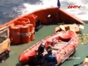 Video An ninh - Tìm thấy hộp đen, vớt thêm 2 thi thể phi công CASA