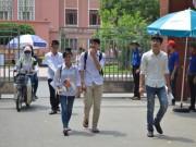 """Giáo dục - du học - HN: Nhiều điểm thi """"trắng"""" thí sinh dự thi môn Lịch sử"""