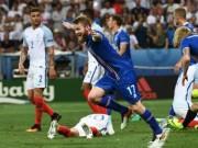 """Bóng đá - Sau vòng 1/8 Euro: """"Chiếu dưới"""" lên ngôi và những kỉ lục"""