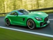 """Tư vấn - """"Quái thú xanh"""" Mercedes-AMG GT R 2018 lần đầu xuất hiện"""