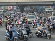 """Tin tức trong ngày - Cấm xe máy: """"Không nên đặt ra bài toán không giải được"""""""