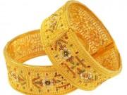 Tài chính - Bất động sản - Giá vàng hôm nay (29/6): Đảo chiều tăng tốc