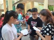 Giáo dục - du học - Những điều thí sinh phải nhớ trước ngày thi THPT Quốc gia