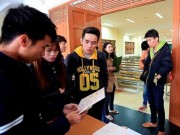Giáo dục - du học - Sinh viên hoang mang vì thông tin lạ trên bằng tốt nghiệp