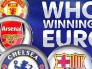 """Bóng đá - Real và Juventus """"thống trị"""" Euro 2016"""