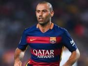 Bóng đá - Tin HOT tối 29/6: Mascherano sẽ ở lại Barca