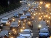 Thế giới - Hà Nội cấm xe máy: Kinh nghiệm từ thủ đô Indonesia