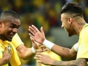 Bóng đá - Neymar lĩnh xướng Olympic Brazil cực mạnh mơ HCV