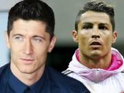 Bóng đá - Lewandowski so tài Ronaldo: Phong độ chỉ là nhất thời