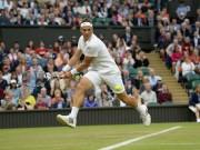 """Thể thao - Hot shot: """"Ngựa ô"""" lốp bóng đứng hình Federer"""