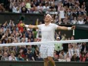 """Thể thao - Ấn tượng Wimbledon: """"Chàng Lọ Lem"""" và giấc mơ có thật"""
