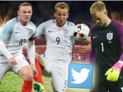 Bóng đá - Anh thua Iceland thành sự kiện 'vô đối' trên mạng xã hội