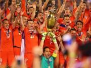 """Bóng đá - Nhà vô địch Euro sẽ gặp Chile ở """"đại chiến Âu – Mỹ"""""""