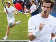Thể thao - Chi tiết Murray - Yen Hsun: Tiếp tục tiến bước (KT)