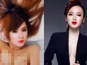 Thí sinh Hoa hậu Bản sắc Việt lộ khuyết điểm với bikini