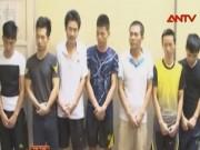 """Video An ninh - Phá thêm một đường dây cá độ """"khủng"""" ở Hà Nội"""