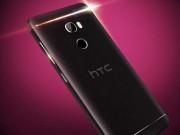 HTC One X10 lộ ảnh trần trụi, pin  trâu