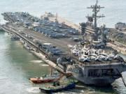 Thế giới - Điểm yếu chết người của đội tàu sân bay Mỹ áp sát Triều Tiên