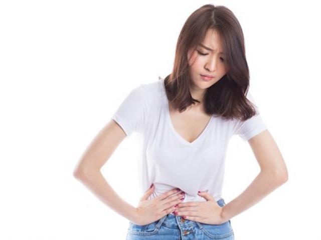 Tự bắt bệnh cực chuẩn qua vị trí đau ở bụng
