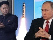 Thế giới - Triều Tiên tự hủy tên lửa đạn đạo vì phóng nhầm hướng Nga?
