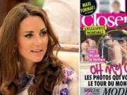 Tung ảnh ngực trần Công nương Kate, báo Pháp bị phạt 36 tỉ