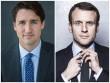 """Style Thủ tướng Canada và Tân tổng thống Pháp ai """"đỉnh"""" hơn?"""