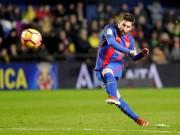 Bàn thắng đẹp V36 Liga: Siêu phẩm giữa sân hạ Messi