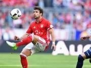 """Bàn thắng đẹp V32 Bundesliga: SAO Bayern  """" múa chân """"  điệu nghệ"""