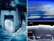 Thế giới - Lộ thành phố cổ huyền thoại dưới 800m băng Nam Cực?
