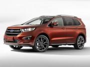 Tin tức ô tô - Ford Endura 2018 ra mắt, giá từ 836 triệu đồng