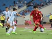 Bóng đá - 6 tỉ mời U-20 Argentina đắt hay rẻ?