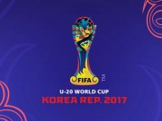 Kết quả thi đấu bóng đá U20 World Cup 2017