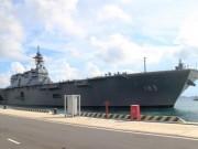 Tin tức trong ngày - Cận cảnh tàu hải quân Nhật, Mỹ thăm Cam Ranh