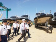 Tin tức trong ngày - Mỹ bàn giao 6 tàu tuần tra cao tốc cho Cảnh sát Biển Việt Nam