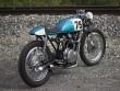 """Honda CB500T 1975 """"lột xác"""" dưới bàn tay """"phù thủy"""""""