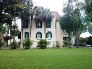 """Tin tức trong ngày - """"Khu vườn bí mật"""" trong Đại sứ quán Pháp ở Hà Nội"""
