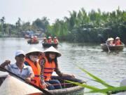 """Khám phá rừng dừa Bảy Mẫu -  """" miền Tây """"  thu nhỏ trong lòng Hội An"""