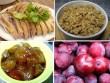 """4 món ăn """"diệt sâu bọ"""" miền nào cũng có trong dịp Tết Đoan Ngọ"""